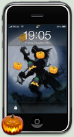 Halloween Widget by Plizzo