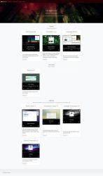 Personal Website by kwuus