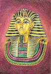 Tutankhamun by olde-fashioned
