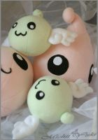 Poring Stack by michiiyuki