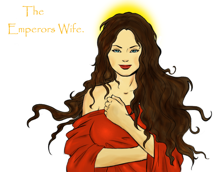The emperors wife by SithLordLiisa