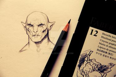 Third Azog))) by Krinna
