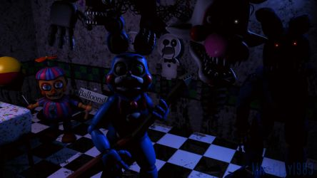 [SFM/FNAF] We Know You're Watching Us... by MrClay1983