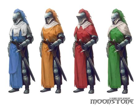 Quest Knights by morot