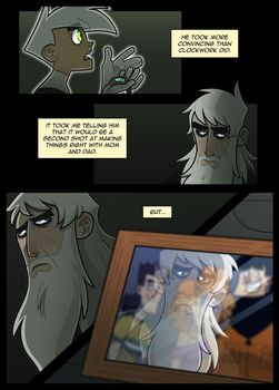 Doppelganger - Pg. 35 by TheUltimateEnemy
