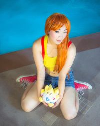 Misty Pokemon Cosplay 02 by ateliermoira