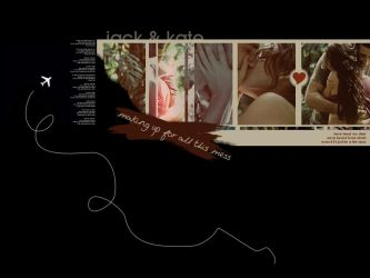 Jack and Kate by Hoeshle