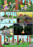 Twice the Triplets 137 - Camping Days by 2x3Berg