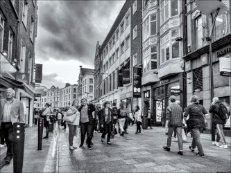 Dub 033 : Grafton Street by Markotxe