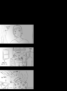 Theresa Page 12 (storyboard) by DKLreviews