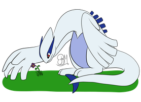 Lugia - Simple is good by DreamyArtCosplay