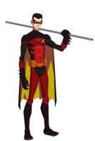 Animated Tim Drake V1 by jasonh537