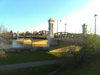 Ford street bridge by Android-shooter