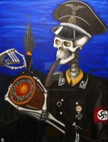 Allegory of the Shoah by Ulrabiart