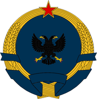 Seal Of The Takanuvian Police by mastercharlesalbert