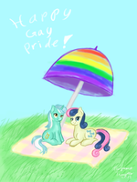 Happy Pride week! by TurquoiseThought