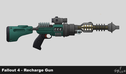 Recharger Gun by SimsDoc