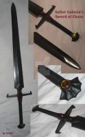 Sailor Galaxia's Sword of Chaos - Cosplay Prop by NettyCosplay