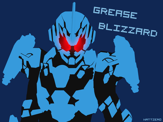 Grease Blizzard!! by Zeronatt1233