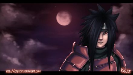 Madara by Kasukiii
