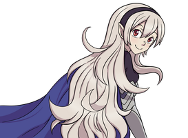 Corrin turn by KyzaCreations