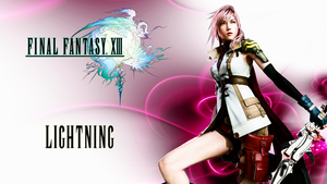 FF XIII Compilation Wall 1 by CrossDominatriX5