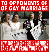 Gay Marriage by Party9999999
