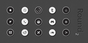 Round 2 Icons by AlexJMiller