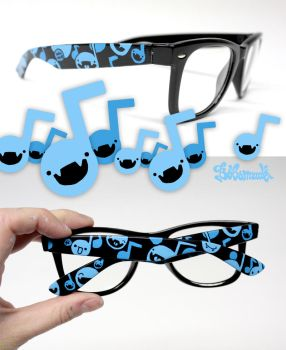 melodie glasses by Bobsmade