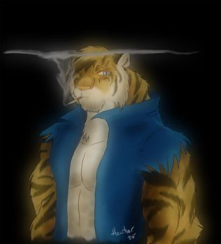 Tiger Guy Finished by Songficcer