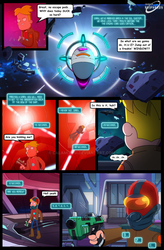 Final Space comic strip (Page 20)