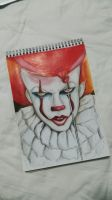 Pennywise by Velaria19