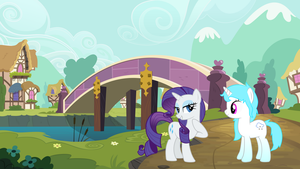 I'm Rarity [Commission] #65 1/4 by PaulySentry