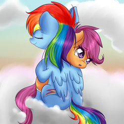 Sometimes you just need a hug by Chiweee