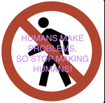 Control the human Population by LivingGreyFace