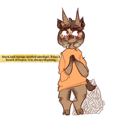 antelope adopt [closed] by pff-f