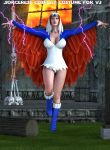 Sorceress cosplay costume for V3 by Terrymcg
