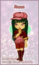 Runa Pixie of Secrets by Princess-of-Asteria