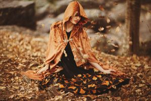 Forged Autumn Spirit by MoofyModel