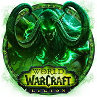 World of Warcraft Legion Dock Icon by OutlawNinja