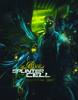Splinter Cell (Collab with Rod) by dino-axis