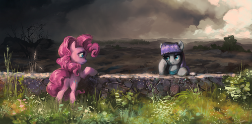 Between Two Worlds by Huussii