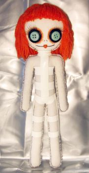 Leeloo - The Fifth Element by DollArmsBigVeins