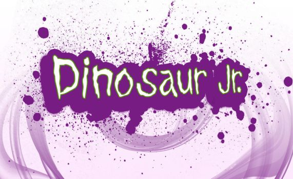 Dinosaur Jr. by HollowIvy