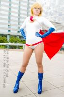 DC Comics-Powergirl by KJH-Photography