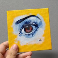 Eye study 2 by ShanaPatry