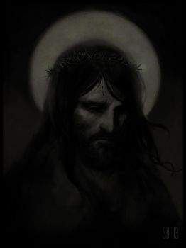 Jesus Christ by zaidoigres