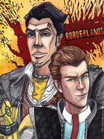 Borderlands by hannie001