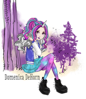 Ever After High OC - Present by Fleurabelle