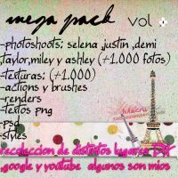 mega pack tercera parte by test-editions